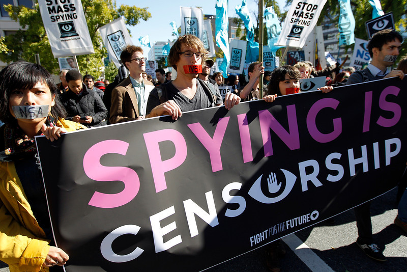 """an interpretation of censorship legislation in the united states Us) to this day, the court and its watchers still struggle over the scope and meaning of brandeis's """"right to be let alone""""—when it applies, and what societal or privacy in individual viewing choices, however, did not fare as well in the supreme court in 2003, when another federal censorship law, this time aimed at the."""